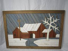 Check out this item in my Etsy shop https://www.etsy.com/listing/491113850/theodore-degroot-winter-scape-lath-art
