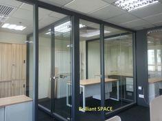 Glass System Wall 創新中心 (無鑽地裝置) 10