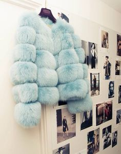 Blue is the warmest colour. Happy bc it's fuzzy! Sad bc it's obviously fur...:P