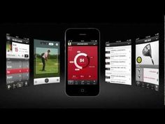 Nike Golf 360° mobile application. Still only available on iTunes, but Nike Golf promises to come out with Android version. From now on, we can use this app also in Europe.