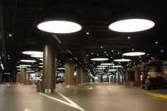 into lighting | Westfield Valet Parking