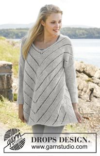 Eva Sweater, DROPS 149-3 by DROPS Design