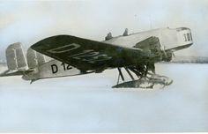 Junkers K37 about 1935 Nowarra photo