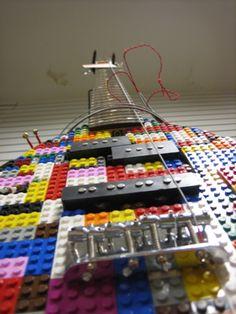 LEGO Bass Guitar :)
