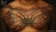 108 Best Chest Tattoos Images On Pinterest Ta Tas Chest Piece