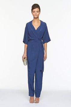 DVF Ebuca Jumpsuit.  Reminds me of the Stella McCartney jumpsuit I practically pined away for two years ago.