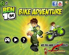 ben-10-bike-adventure
