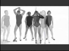 Adam Samberg, Justin Timberlake & Beyoncé doing Single Ladies. Samberg is bloody awesome! (He's on the far right Zara)