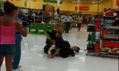 Greenville Cops Beat Man Senseless At Walmart