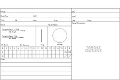 sniper log book pdf | drew this up (MS Paint, of course) as a rough draft. I included ...