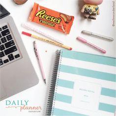 Daily Planner é cheio de cores e estampas, uma emoção que página digital alguma é capaz de criar. www.paperview.com.br Decore o seu e use a hashtag #meudailyplanner #paperview_papelaria