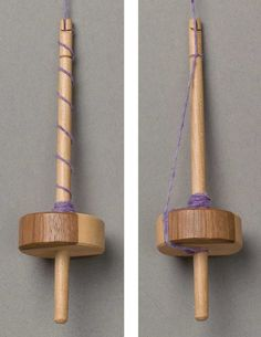 Winding Well: 5 Tips for Building Your Spindle's Cop Andrea's helpful suggestions for winding-on a cop are based on her years of research and experience Spinning Yarn, Hand Spinning, Spinning Wheels, Disney Secrets, Drop Spindle, Spin Out, Be Kind To Yourself, Yarn Crafts, Candy Cane