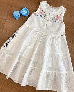 Dress Patterns Kids Little Girls - Dress Baby Girl Dress Patterns, Baby Dress Design, Frock Design, Kids Frocks Design, Baby Frocks Designs, Girls Easter Dresses, Dresses Kids Girl, Frocks For Girls, Cute Outfits For Kids