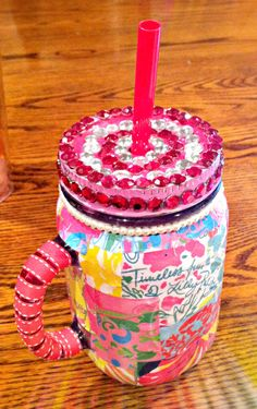 Lilly tailgating cup!