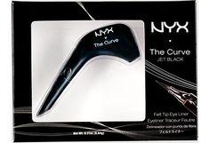 16.90e NYX Professional Makeup The Curve Liner nestemäinen silmänrajauskynä 8,84 g - Sokos verkkokauppa