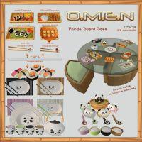 O.M.E.N - Panda Sushi