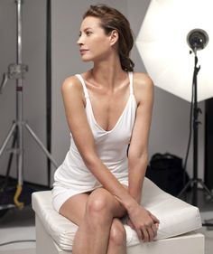 Can't stomach ex supermodels and their stupendous ability to appear ageless? Envy is a bitter pill to swallow. Christy Turlington spills the beans on what she eats for great looking skin, and it's as easy as apple pie.