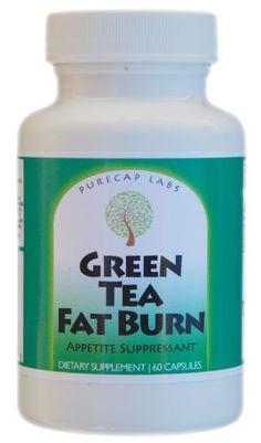 good Green Tea Fat Burn -- The Fat Burner Diet Weight Loss Pill with POWER OF GREEN TEA