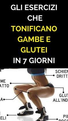 L'Esercizio Che Tonifica Gambe e Glutei in 7 Giorni
