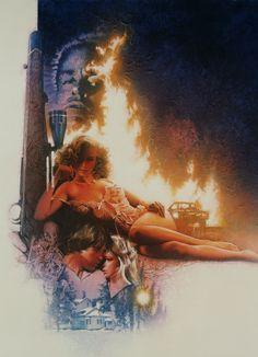 Into the Fire - Drew Struzan