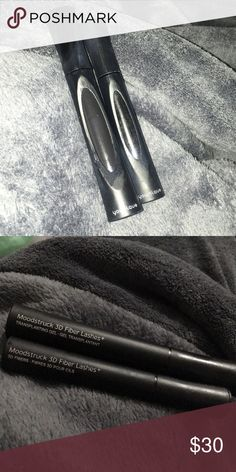 Mascara Got this as a gift for Christmas and hated it . I opened it and can't stand the smell. This is the new formula and it's way to thick and the fibers look weird. Does not come with bag. I hear it works really well but I don't want to try! New and never used Younique Makeup Mascara