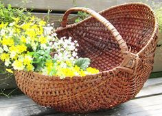 Isn't this just the cutest decorative basket?