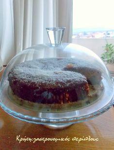 Σιροπιαστό κέικ καρύδας χωρίς αυγά και βούτυρο - cretangastronomy.gr Tea Time, Pudding, Desserts, Food, Cakes, Random, Ideas, Tailgate Desserts, Deserts
