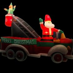 49 Best Christmas Inflatables Images