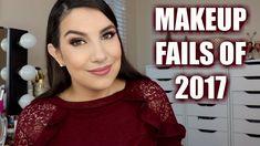 MAKEUP FAILS of 2017