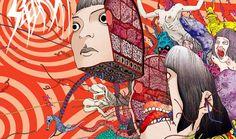 Juxtapoz Magazine - The Inimitable Shintaro Kago
