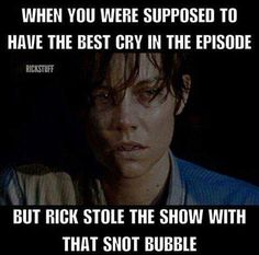 TRUE!!!  Andrew's acting was top-notch!!!  I feel an award coming on!