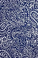 "Hand-Hooked Blue/ White Area Rug (3' 6 x 5' 6) (Hand Hooked CPT-07H Polypropylene (3' 6"" x 5' 6"")) Multi"