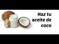 HAZ TU ACEITE DE COCO - con Samanta - YouTube