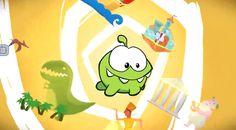 Spiele jetzt Cut the Rope Time travel kostenlos auf Spieleteddy.de