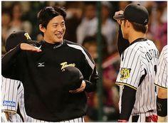 阪神能見&鳥谷「TNネットワーク」結成  (via http://www.nikkansports.com/baseball/news/photonews_nsInc_p-bb-tp0-20131229-1237477.html )