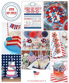 Patriotic day inspiration