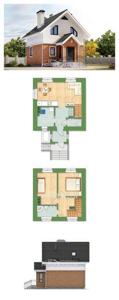 Ev villa projesi 070-001-L | House Expert