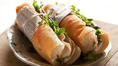 Pork terrine baguette (banh mi cha lua) recipe : SBS Food