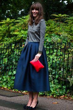 Preciosa falda de Topshop!!!