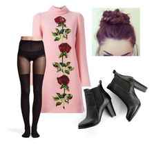 """""""Untitled #7"""" by tessa-effy-parker on Polyvore featuring SWEET MANGO, Dolce&Gabbana and H&M"""