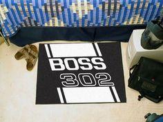"""Ford - Boss 302 Starter Mat 19"""""""" X 30"""""""""""