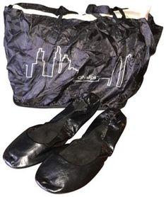 CitySlips Black Foldable Ballet Flats Size US 9.5 Regular (M, B) - Tradesy Denim Shoulder Bags, Leather Shoulder Bag, Brown Leather Totes, Black Leather, Foldable Ballet Flats, Chanel Classic Flap, Black Ballet Flats, Lambskin Leather, Hermes Kelly