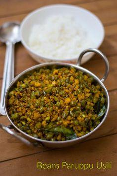 beans-paruppu-usili-recipe