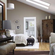 Bedroom---Valley Forge Tan, Benjamin Moore