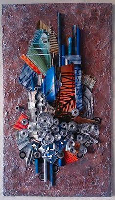 Art-collage. Urbanism