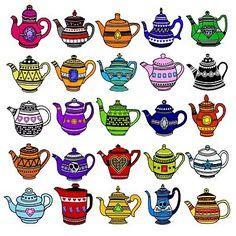 teapots teapots teapots: Teapots poster