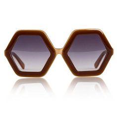 Tiramisu Honey Sunglasses by Sons + Daughters Eyewear - Junior Edition - 1