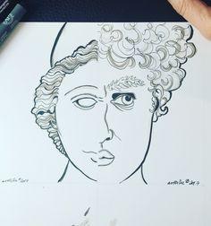 Sketches, Illustrations, Female, Drawings, Art, Art Background, Illustration, Kunst, Performing Arts