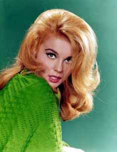 Ann Margaret Wearin' the Green - St. Patrick's Day