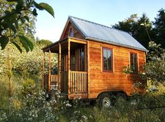 small house, tiny, prefab, container, square footage, trend, architecture, home, building, design, eco, green, sustainable, dee williams
